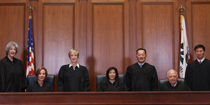 Ca. Supreme Court Justices in 2014