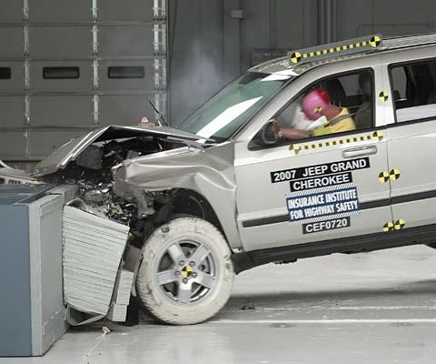 NHTSA Crash Testing